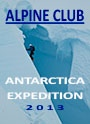 Alpine Club Antarctic Expedition 2013